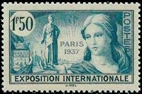 Frankrig - YT 336 - Postfrisk