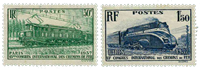 Frankrig - YT 339-40 - Postfrisk