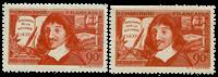 Frankrig - YT 341 - 342 - Postfrisk