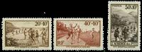 Frankrig - YT 345- 47 - Postfrisk