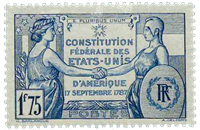 Frankrig - YV 357 - Postfrisk