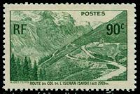 Frankrig - YT 358 - Postfrisk