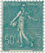 France - YT 362 - Neuf