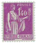 France - YT 371 - Neuf