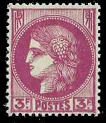 Frankrig - YT 376 - Postfrisk