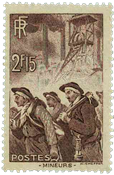 Frankrig - YT 390 - Postfrisk