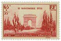 Frankrig - YT 403 - Postfrisk