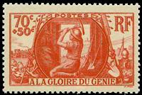 Frankrig - YT 423 - Postfrisk