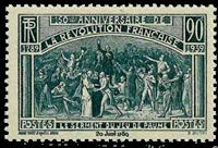 Frankrig - YT 444 - Postfrisk