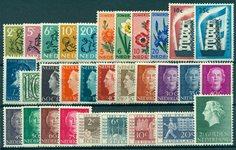 Pays-Bas - 1940-56