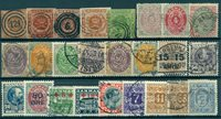 Danemark - Lot - 1871-1921