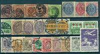 Danemark - Lot - 1853-1928