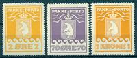 Grønland - Pakkeporto - 1915-37