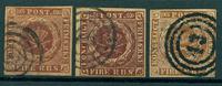Danemark - 1851-54