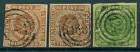 Danemark - 1854-58