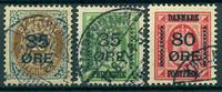 Danemark - 1912-15