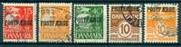 Danmark - Postfærge - 1927-36