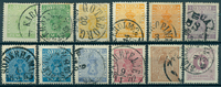 Sverige - 1858-72