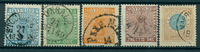 Suède - 1855-72