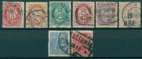 Norge - Parti - 1872-1908
