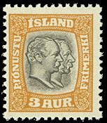 Island - Tjenestemærke AFA 24