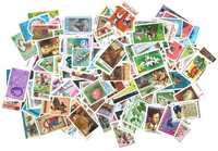 Former British colonies - 250 diff. stamps - Mint