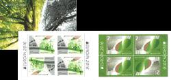 Bulgarien - Europa 2016 - Postfrisk hæfte