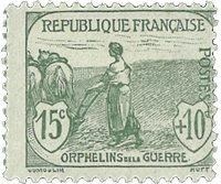 France 1917 - YT 150 - Neuf avec charnière