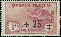 Frankrig 1922 - YT 168 - Ubrugt