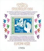 Bulgaria - Security conference - Mint souvenir sheet