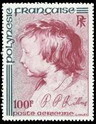 Polynesien - YT PA129 - Postfrisk