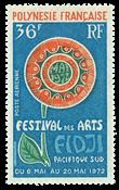 Polynésie PA63 * Arts