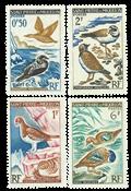 St. Pierre & Miquelon 1963 - YT 364-67 - Fugle
