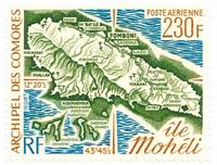 Comorerne - YT PA67