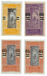 Dahomey - YT 66-69