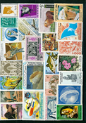 World Wide - Stamp packet - 1000 diff.