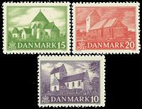 Danmark landsbykirker