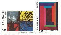 Danmark 1993 - CEPT - Postfrisk