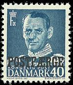 Danmark postfærge afa nr. 33
