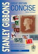 Catálogo Stanley Gibbons - Gran Bretaña especializado 2016