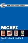 Michel Soviet Union special stamp catalogue 2017