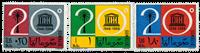 Somalia - Michel 96-98 postfrisk