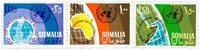 Somalie - Michel 89-91 neuf