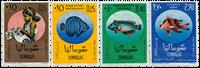 Somalia - Michel 35-38 mint