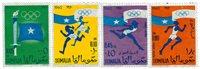 Somalia - Michel 8-11 postfrisk
