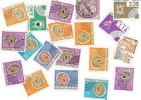 France - Lot de doublons de timbres préoblitérés
