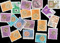France - Duplicate lot precancelled stamps