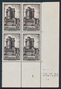 France 1938 - Yvert 393 CD 39