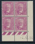 France 1933 - Yvert 293 CD