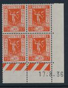 France 1936 - YT 325 CD - Mint